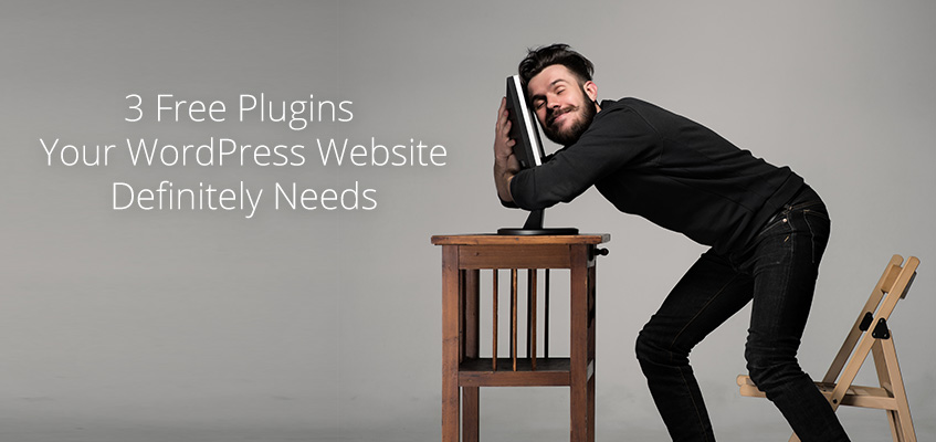 3 Free Plugins your Brisbane WordPress Website definitely needs
